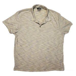 ALFANI Men's Collared Shirt
